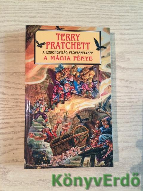 Terry Pratchett: A mágia fénye