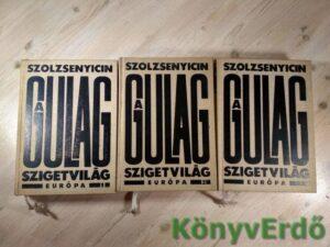 Alekszandr Szolzsenyicin: A Gulag Szigetvilág