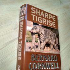Bernard Cornwell: Sharpe tigrise