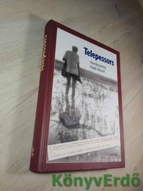 Saád József (szerk.): Telepessors