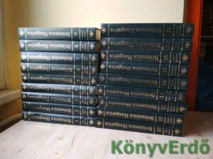 Britannica Hungarica Világenciklopédia 1-18.