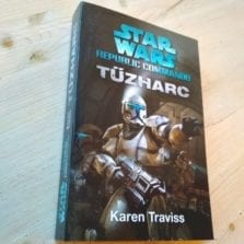 Karen Traviss: Tűzharc