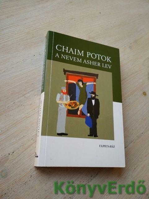 Chaim Potok: A nevem Asher Lev