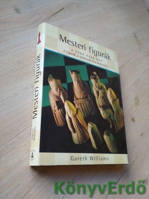 Gareth Williams: Mesteri figurák