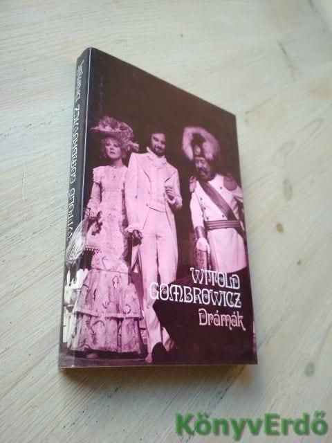 Witold Gombrowicz: Drámák