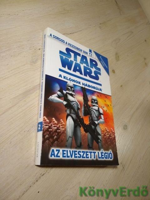 Star Wars: A klónok háborúja / Az elveszett légió